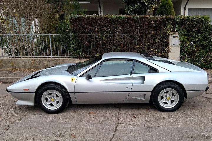 Ferrari 308 Gts For Sale >> Ferrari 208 GTB Turbo (Ref. 0017)